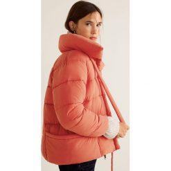 Mango - Kurtka Butan. Różowe kurtki damskie Mango. Za 299.90 zł.