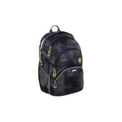 Plecak JobJobber II,  Mamor Check, MatchPatch. Czarne torby i plecaki dziecięce HAMA, z tkaniny. Za 384.99 zł.