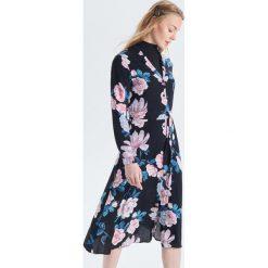 3f7b05c4cad0 Sukienki letnie w kwiaty midi - Sukienki damskie - Kolekcja wiosna ...