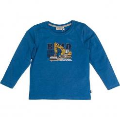 """Koszulka """"Bagger"""" w kolorze niebieskim. T-shirty dla chłopców marki Reserved. W wyprzedaży za 42.95 zł."""