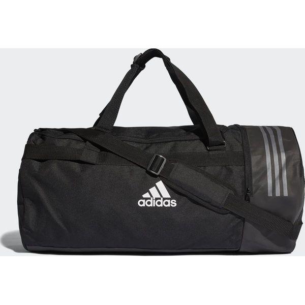 fef42094be9cd Adidas Adidas Torba Convertible 3-Stripes Duffel Large Czarny - Torby  podróżne damskie marki Adidas. Za 159.90 zł. - Torby podróżne damskie -  Torby i ...