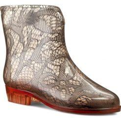 Kalosze MEL BY MELISSA - Ankle Boots Socks Sp Ad 32034  Pink Denim 06203. Kozaki damskie marki Roberto. W wyprzedaży za 159.00 zł.