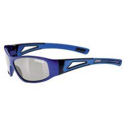 Uvex Okulary Przeciwsłoneczne Sportstyle 509 Blue (4416). Niebieskie okulary przeciwsłoneczne dla dzieci Uvex. W wyprzedaży za 59.00 zł.