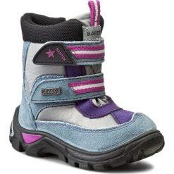 Śniegowce BARTEK - 51522-307 Oc Jeans Szary. Buty zimowe dziewczęce marki bonprix. W wyprzedaży za 139.00 zł.