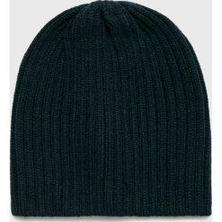 Jack & Jones - Czapka. Czarne czapki i kapelusze męskie Jack & Jones. W wyprzedaży za 39.90 zł.