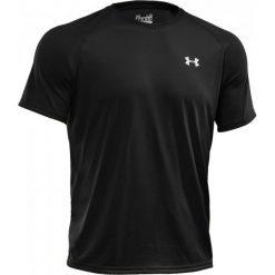 Under Armour Koszulka Sportowa Tech Ss Tee Black White L. Białe koszulki sportowe męskie Under Armour, z krótkim rękawem. W wyprzedaży za 79.00 zł.