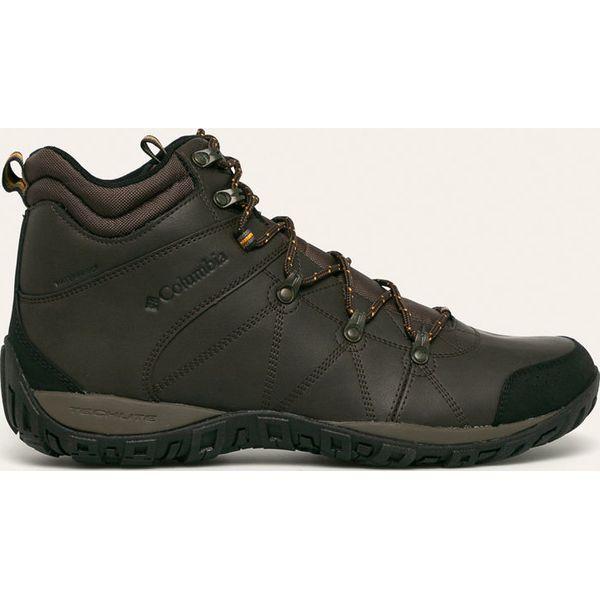 Buty trekkingowe COLUMBIA FAIRBANKS Omni Heat (010) czarne