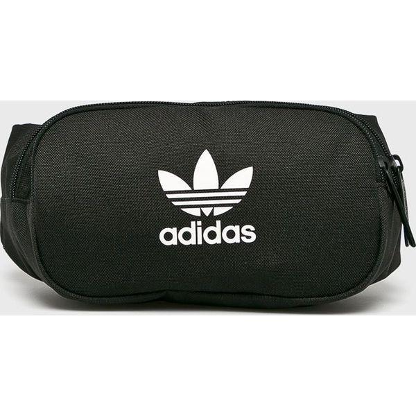 Estoy orgulloso pereza Comerciante  adidas Originals - Nerka - Czarne saszetki męskie adidas Originals ...