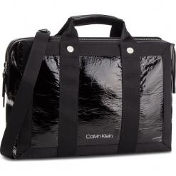 Torebka CALVIN KLEIN - Outlne Tote K60K60481 Black 001. Czarne torebki do ręki damskie Calvin Klein, ze skóry ekologicznej. Za 649.00 zł.