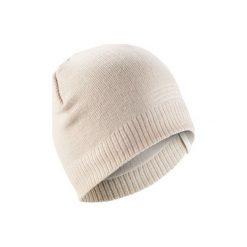 Czapka narciarska PURE. Brązowe czapki i kapelusze damskie WED'ZE. Za 29.99 zł.