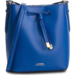 Torebka LAUREN RALPH LAUREN - Dryden 431670243019  Cosmic Blue. Niebieskie torebki do ręki damskie Lauren Ralph Lauren, ze skóry. Za 999.00 zł.