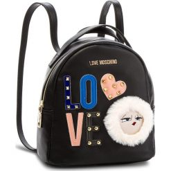 Plecak LOVE MOSCHINO - JC4273PP06KJ0000 Nero. Plecaki damskie marki QUECHUA. Za 719.00 zł.