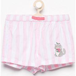 Bawełniane szorty - Różowy. Spodenki dla dziewczynek marki KIPSTA. W wyprzedaży za 9.99 zł.