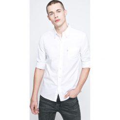 Levi's - Koszula Mainline. Brązowe koszule męskie Levi's, z bawełny, button down, z długim rękawem. Za 239.90 zł.