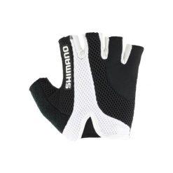 Rękawiczki na rower Airway. Czarne rękawiczki damskie Shimano. Za 69.99 zł.