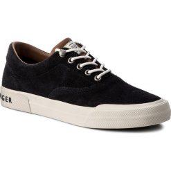 Tenisówki TOMMY HILFIGER - Heritage Suede Sneaker FM0FM00592  Midnight 403. Trampki męskie marki Converse. W wyprzedaży za 269.00 zł.