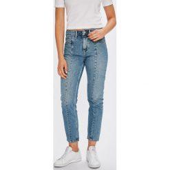 Pepe Jeans - Jeansy Ruby. Czerwone jeansy damskie Pepe Jeans. Za 399.90 zł.