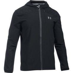 Under Armour Bluza storm1 Printed Jacket Black Black Reflective L. Czarne bluzy sportowe męskie Under Armour. W wyprzedaży za 239.00 zł.