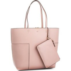 Torebka TORY BURCH - Block-T 45438 Shell Pink Goan Sand. Czerwone torebki do ręki damskie Tory Burch, ze skóry. Za 2,079.00 zł.