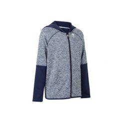 Bluza Thermic Jr 500 granat. Niebieskie bluzy męskie ARTENGO, na zimę. Za 59.99 zł.