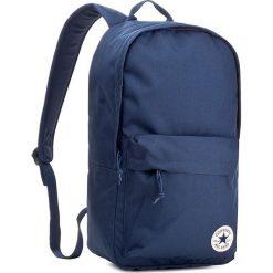 Plecak CONVERSE - 10003329-A02 410. Niebieskie plecaki damskie Converse, z materiału. W wyprzedaży za 129.00 zł.