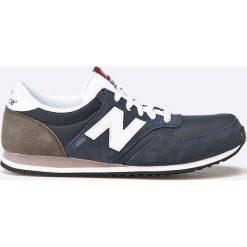 New Balance - Buty U420CNW. Szare buty sportowe męskie New Balance, z gumy. W wyprzedaży za 249.90 zł.