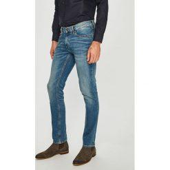 Tommy Jeans - Jeansy Scanton. Niebieskie jeansy męskie Tommy Jeans. Za 449.90 zł.
