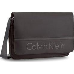 a388a0864511a Torba na laptopa CALVIN KLEIN - Matthew Messenger W K50K502886 001. Czarne  torby na laptopa