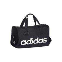 Torba do fitnessu Adidas XS. Czarne torby i plecaki dziecięce Adidas. Za 69.99 zł.