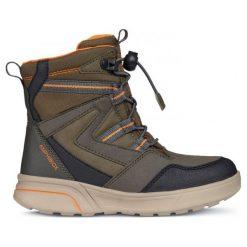 Geox Buty Zimowe Za Kostkę Chłopięce Sveggen 33 Brązowy. Brązowe buty zimowe chłopięce Geox. Za 349.00 zł.