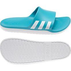 Adidas Klapki unisex Aqualette CF kolor niebieski r. 43 (AQ2165). Klapki damskie marki Birkenstock. Za 77.00 zł.