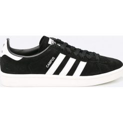 Adidas Originals - Buty Campus. Czarne buty sportowe męskie adidas Originals, z gumy. Za 399.90 zł.