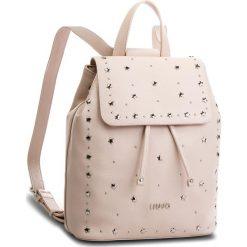 Plecak LIU JO - Backpack Lima A68089 E0058 True Champagne 33801. Czerwone plecaki damskie Liu Jo, ze skóry ekologicznej, eleganckie. W wyprzedaży za 449.00 zł.