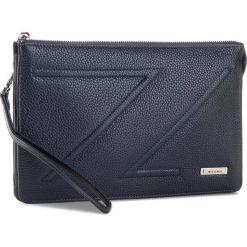 Torebka WITTCHEN - 87-3U-204-7  Granatowy. Niebieskie torebki do ręki damskie Wittchen, ze skóry. W wyprzedaży za 279.00 zł.