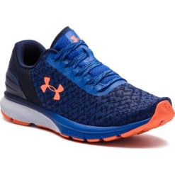 Buty UNDER ARMOUR - Ua Charged Escape 2 3020333--402 Blu. Niebieskie buty sportowe męskie Under Armour, z materiału. W wyprzedaży za 239.00 zł.