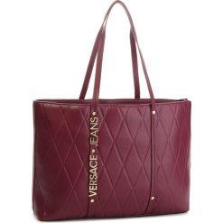 Torebka VERSACE JEANS - E1VSBBL5 70712 331. Czerwone torebki do ręki damskie Versace Jeans, z jeansu. Za 679.00 zł.
