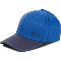 Czapka z daszkiem BOSS - Cap 15 50382415  421. Niebieskie czapki i kapelusze męskie Boss. W wyprzedaży za 199.00 zł.