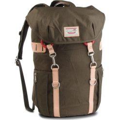Plecak DOUGHNUT - D201-4803-F Arizona Army. Zielone plecaki damskie Doughnut, z materiału. Za 399.00 zł.