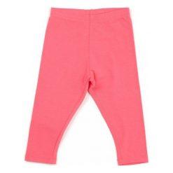 Primigi Legginsy Dziewczęce 74 Różowy. Czerwone legginsy dla dziewczynek Primigi, z jeansu. W wyprzedaży za 30.00 zł.