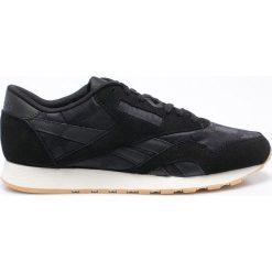 Reebok Classic - Buty BS9569. Czarne buty sportowe męskie Reebok Classic, z materiału. W wyprzedaży za 199.90 zł.