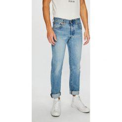 Levi's - Jeansy. Brązowe jeansy damskie Levi's. Za 329.90 zł.