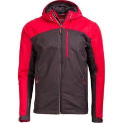 Kurtka miejska męska KUM603 - czerwony - Outhorn. Czerwone kurtki męskie Outhorn, na lato, z materiału. W wyprzedaży za 99.99 zł.