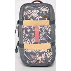 Roxy - Walizka. Szare walizki damskie Roxy, z materiału. W wyprzedaży za 499.90 zł.