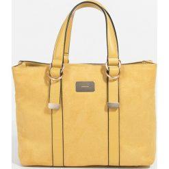 Parfois - Torebka. Pomarańczowe torebki do ręki damskie Parfois. W wyprzedaży za 119.90 zł.