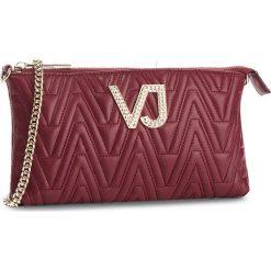 Torebka VERSACE JEANS - E3VSBPI4 70784 331. Czerwone torebki do ręki damskie Versace Jeans, z jeansu. W wyprzedaży za 259.00 zł.