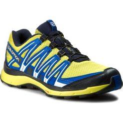 Buty SALOMON - Xa Lite 394716 27 V0 Sulphur Spring/Navy Blazer/Nautical Blue. Żółte buty sportowe męskie Salomon, z materiału. W wyprzedaży za 309.00 zł.