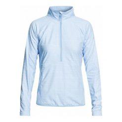 Roxy Bluza Damska Cascade J Otlr bgb3 Powder Blue Indie Stripes Embo M. Niebieskie bluzy damskie Roxy. Za 199.00 zł.