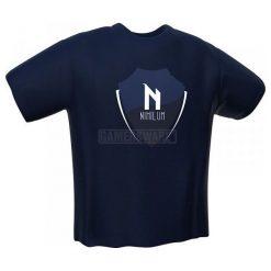 GamersWear Nihilum T-Shirt granatowa (L) ( 0072-L ). Czarne t-shirty i topy dla dziewczynek GamersWear. Za 87.13 zł.
