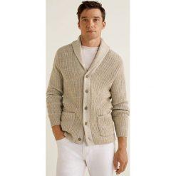 Mango Man - Sweter Binger. Kardigany męskie marki bonprix. W wyprzedaży za 149.90 zł.