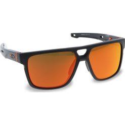Okulary przeciwsłoneczne OAKLEY - Crossrange Patch OO9382-0960 Matte Carbon/Prizm Ruby. Szare okulary przeciwsłoneczne męskie Oakley, z tworzywa sztucznego. W wyprzedaży za 579.00 zł.